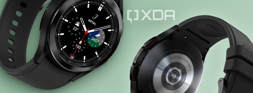 This is what Wear OS 3 with One UI Watch is like on the Samsung Galaxy Watch 4