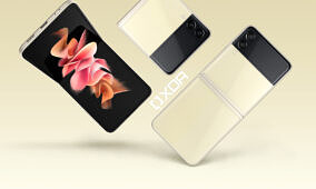 These are the carriers compatible with the Samsung Galaxy Z Flip 3 in the US