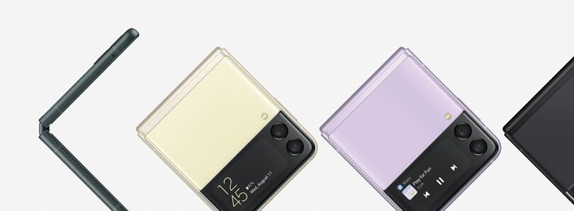 Does the Samsung Galaxy Z Flip 3 have stereo speakers?