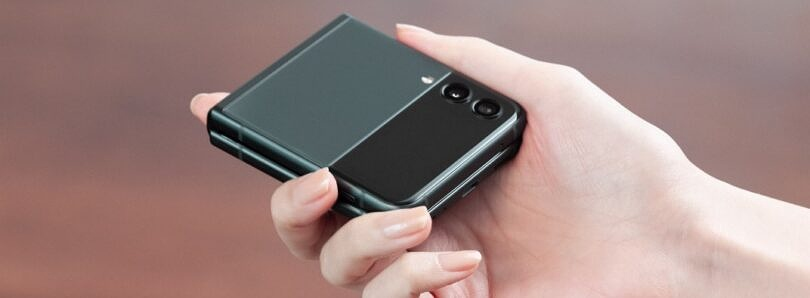 Does the Samsung Galaxy Z Flip 3 have wireless charging support?