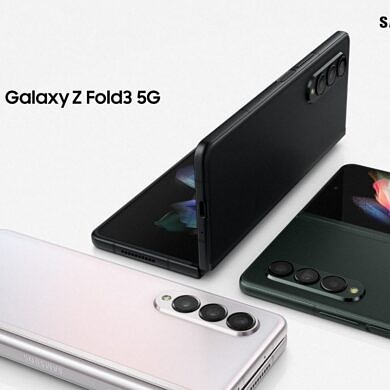 Does the Samsung Galaxy Z Fold 3 have stereo speakers?