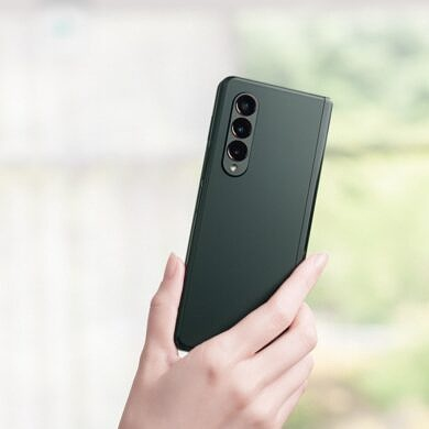 Samsung kills the cameras on the Galaxy Z Fold 3 if you unlock the bootloader