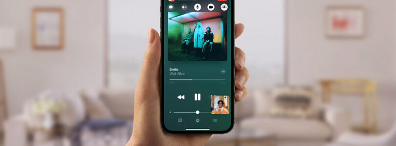 SharePlay won't be available with the iOS 15 update at launch