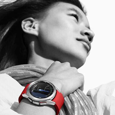 Google's redesigned smartwatch apps debut on Samsung's Galaxy Watch 4 series