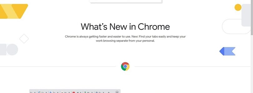 Want to know what's new in Chrome? Google will soon make that easier