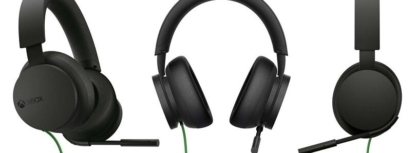 Microsoft launches wired Xbox Stereo Headset for gaming for $59.99