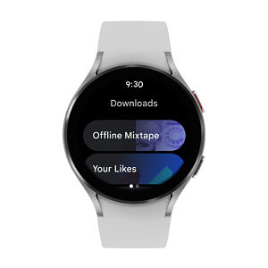 YouTube Music for Wear OS
