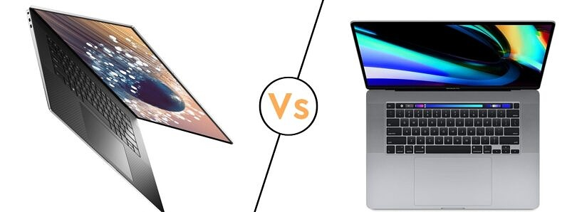 Dell XPS 17 vs MacBook Pro 16 inch: Which should you get?