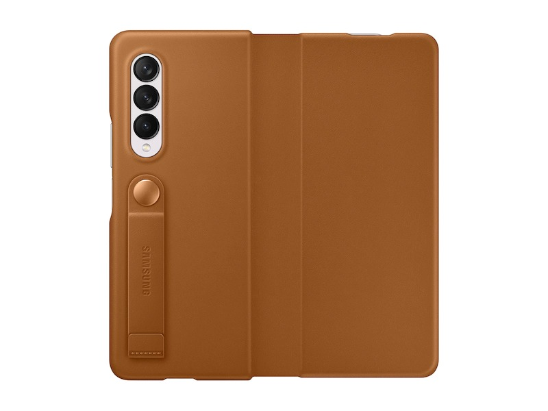 Leather Flip Stand Cover