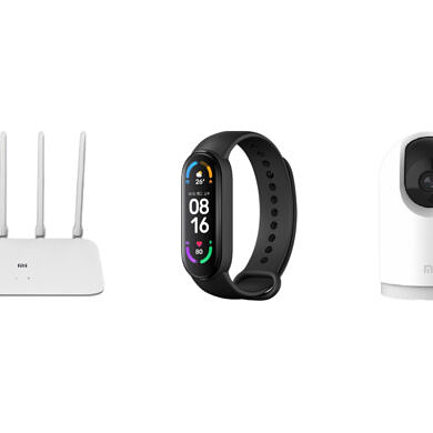 Xiaomi Mi Smart Band 6, Mi Home Security Camera, and Mi Router 4A launched in India