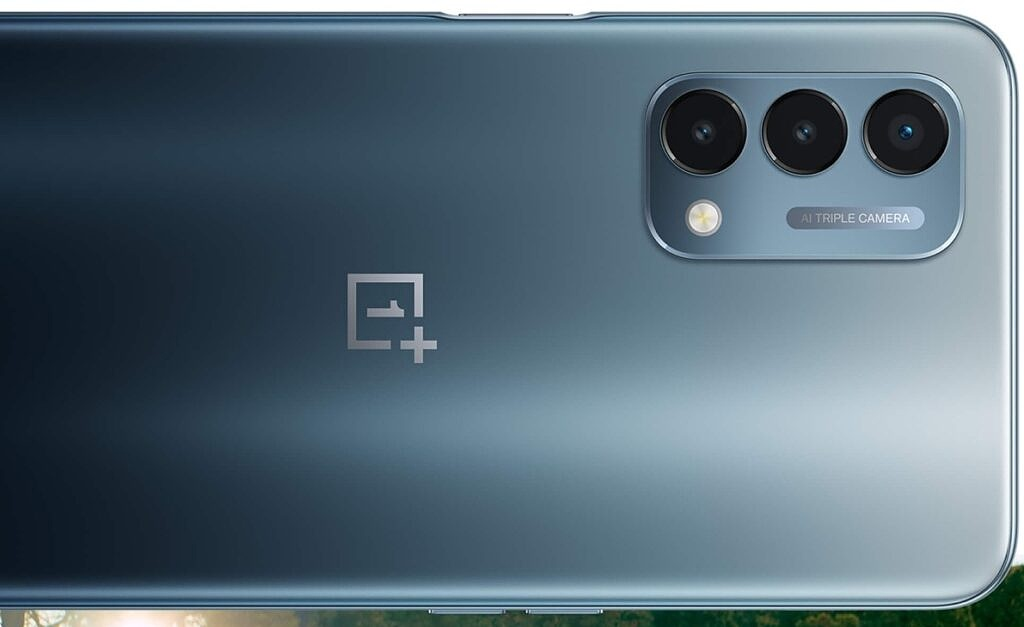 OnePlus Nord N200 5G back