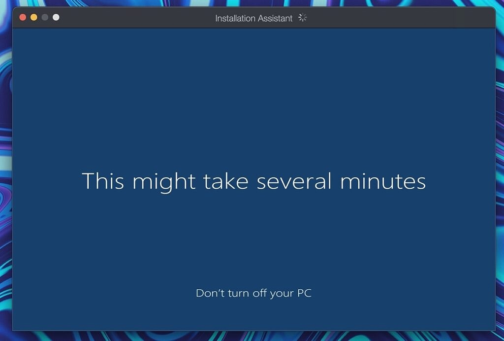 parallels 17 windows 10 install