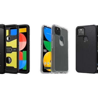 These are the Best Pixel 5a cases in October: Spigen, Supcase, Otterbox, and more!