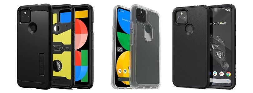 These are the Best Pixel 5a cases: Spigen, OtterBox, Caseology, and more!