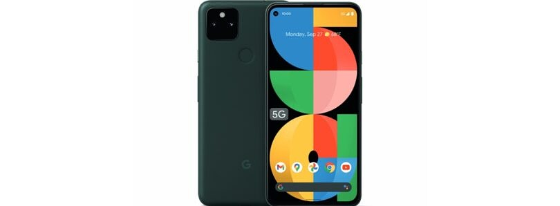 Does the Google Pixel 5a have dual SIM support? Can I use an eSIM?