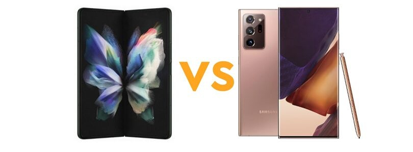 Samsung Galaxy Z Fold 3 vs Galaxy Note 20 Ultra: Which S Pen-flagship should you buy?