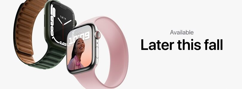 The Apple Watch Series 7 has a bigger display, faster charging and improved durability