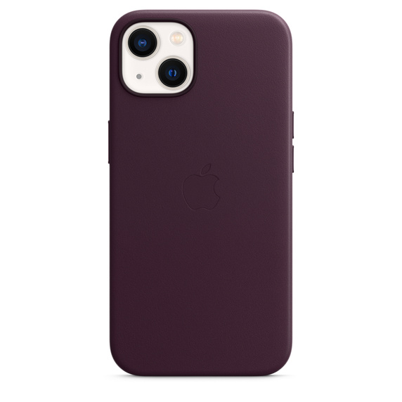 Leather Case for iPhone 13