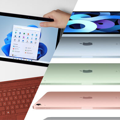 Microsoft Surface Go 3 vs Apple iPad Air 4th Gen: Which is the better mainstream tablet?