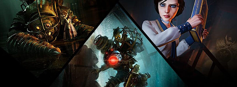 Bioshock: The Collection on PS4 is only $12 right now