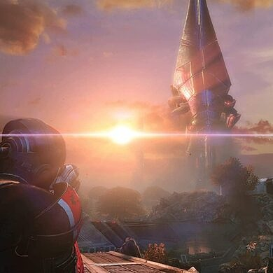 Play the entire Mass Effect trilogy for only $40 ($20 off) on PS4/5 and Xbox