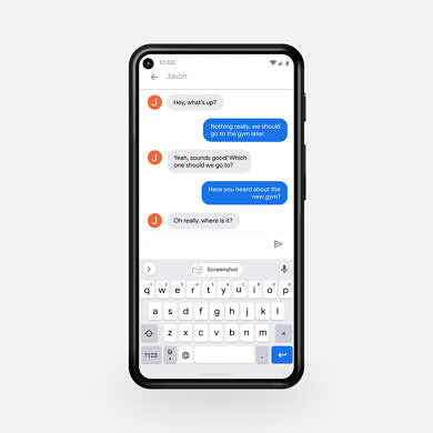 Gboard is adding 1500 Emoji Kitchen stickers and making typing faster for everyone