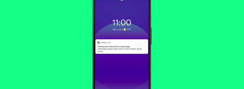 Android 11's auto-reset permissions feature is coming to older OS versions