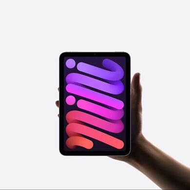 What colors does the new iPad Mini 6th Gen come in?