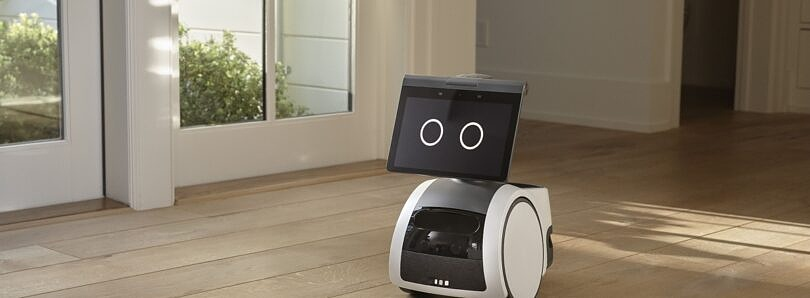 """Amazon's new robot runs Android but is apparently """"terrible"""", according to leaks"""