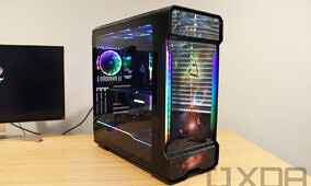 CybertronPC CLX Ra Gaming PC review: This is what a $7,000 gaming tower looks like