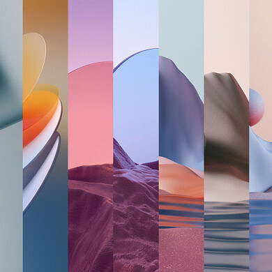 [Update: More wallpapers] Download OPPO's ColorOS 12 wallpapers ahead of the official rollout