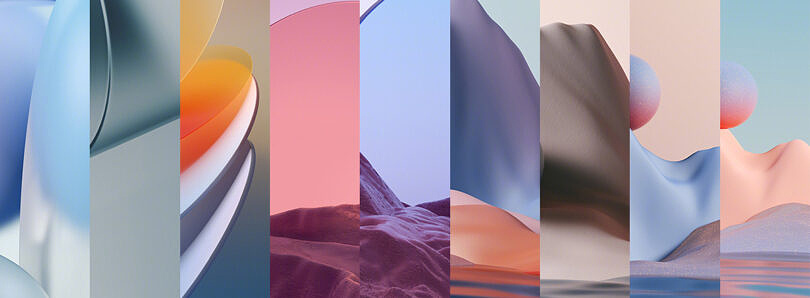 Download OPPO's ColorOS 12 wallpapers ahead of the official rollout
