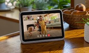 Facebook takes on Amazon and Google with the more compact Portal Go