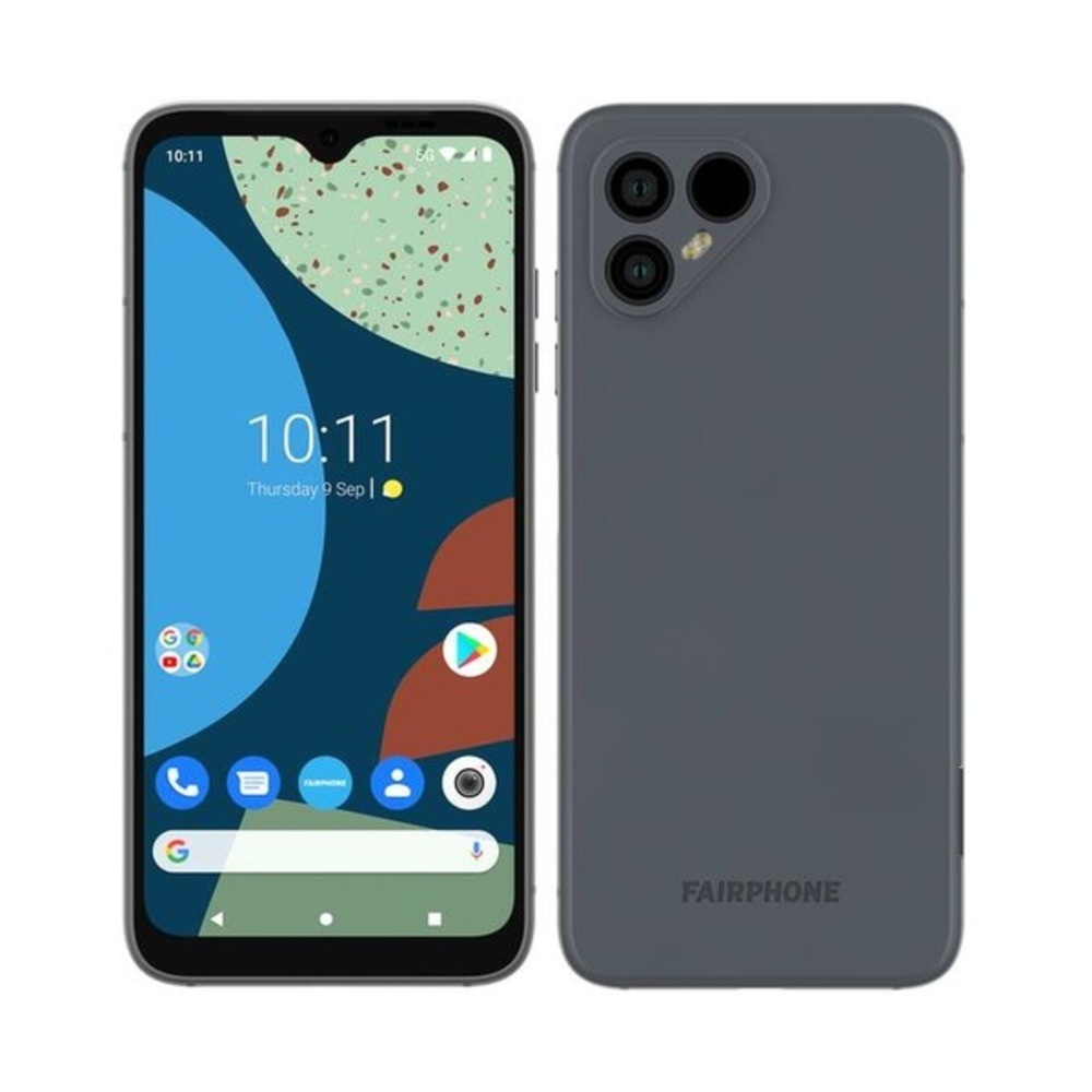Fairphone 4 5G in grey color