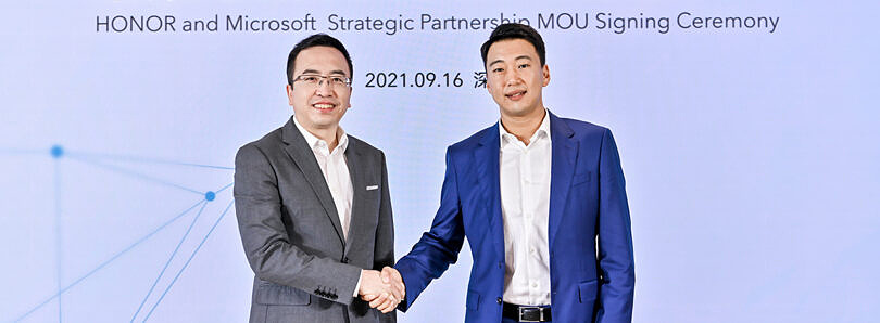 """Microsoft and Honor sign partnership to develop """"new AI and devices"""""""