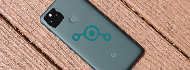 The Google Pixel 5a gets its first custom ROM