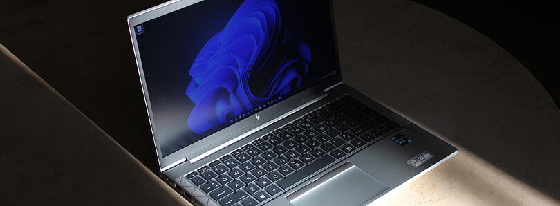 HP EliteBook 840 Aero review: It's incredible, but it's expensive
