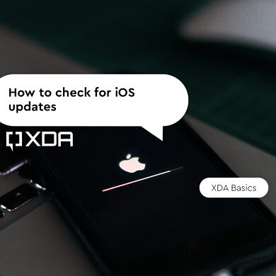 XDA Basics: How to Check and Update the iOS Version on your iPhone