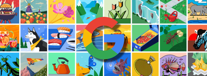 Use the new Google Illustrations tool to create a custom Gmail profile picture