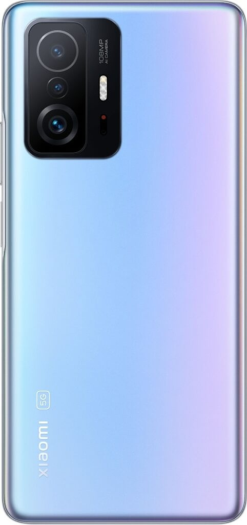 Back of the Xiaomi 11T