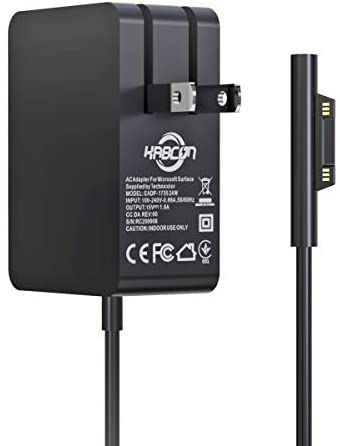 KABCON Surface Go Charger
