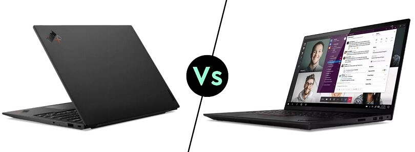 Lenovo ThinkPad X1 Extreme vs X1 Carbon: Which one is right for you?