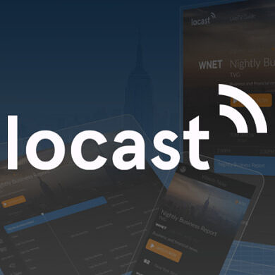 Locast, a non-profit that streamed local TV over the Internet, is forced to shut down