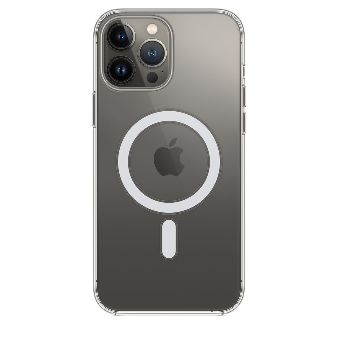 Official Apple Clear Case