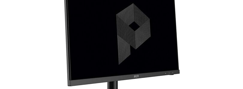 MSI launches a new all-in-one business PC, the PRO AP241