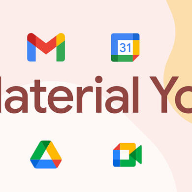 Material You support comes to Google Calendar, Gmail, and more on Android 12