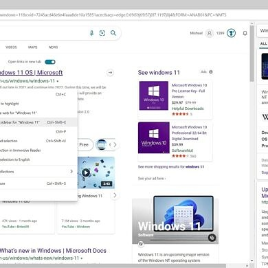 """Google Chrome is working on a Microsoft Edge-style """"Side Search"""" feature"""