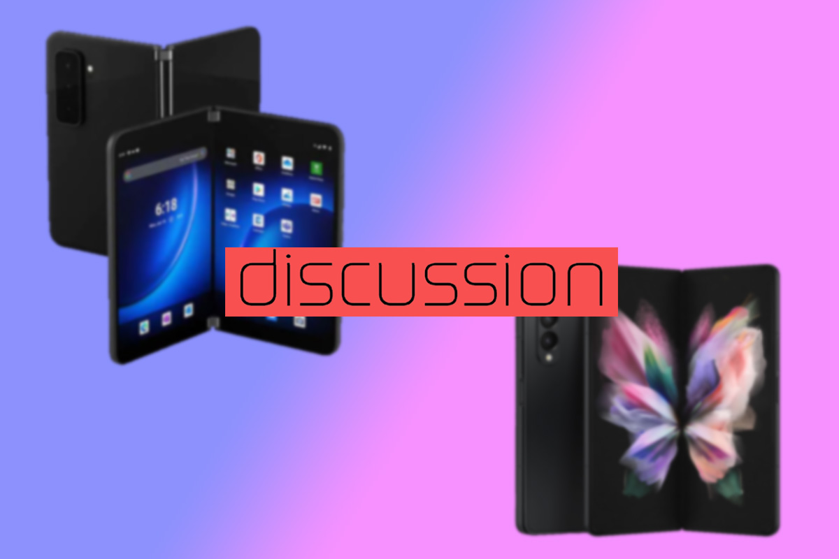 Surface Duo 2 or Galaxy Z Fold 3: Which one would you buy?