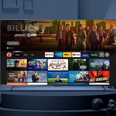 Amazon reveals its own smart TV lineup and an updated 4K Fire TV Stick