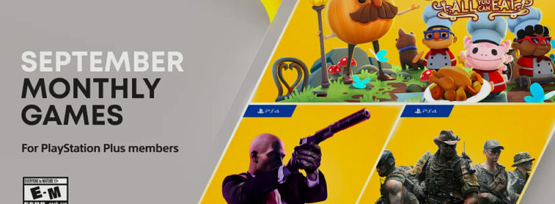 Here are the free games coming to PS Plus in September 2021